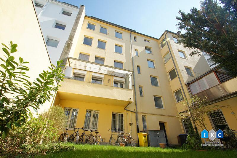 Mehrfamilienhaus Düsseldorf Pempelfort